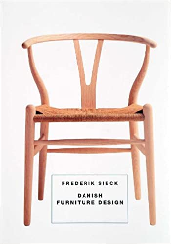 Danish Furniture Design Frederik Sieck 9788717062023 Amazon Com
