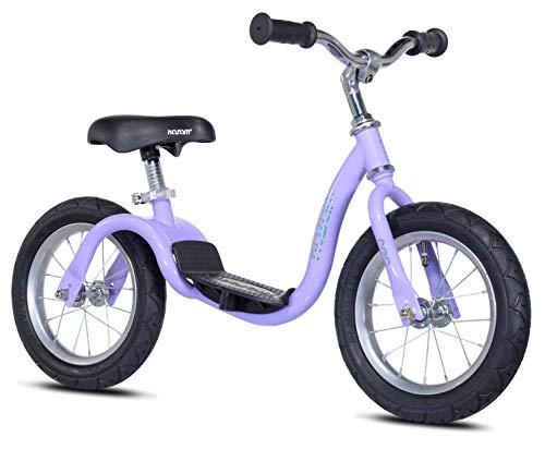 KaZAM 37443K NEO v2s Balance Bike Lavender, 12″
