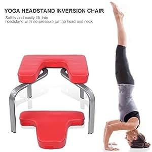 Amazon.com: Yosooo - Silla de yoga para ejercicio, soporte ...