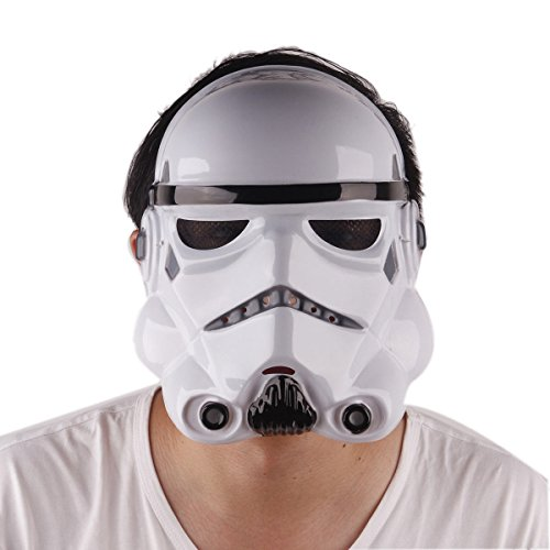 Star Wars Stormtrooper Costume Party Mask Halloween - Star Wars Stormtrooper Mask