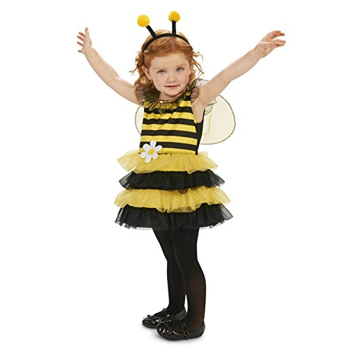 Dream Weavers Costumers Bumble Bee Toddler Dress Up Costume 2-4T