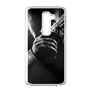 LG G2 Phone Cases White Call of Duty Black Ops BGU262822