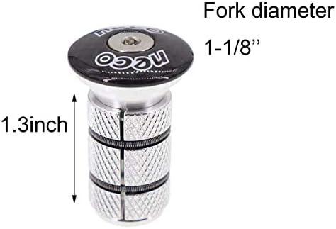 """New Carbon Fork Key Expander Star Nut// Compression plug    1-1//8/"""""""