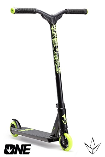 Envy One Freestyle Pro Scooter (Yellow) by Envy Scooters