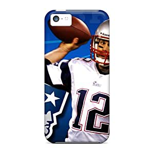 Special Design Back New England Patriots Phone Cases Covers For Iphone 5c