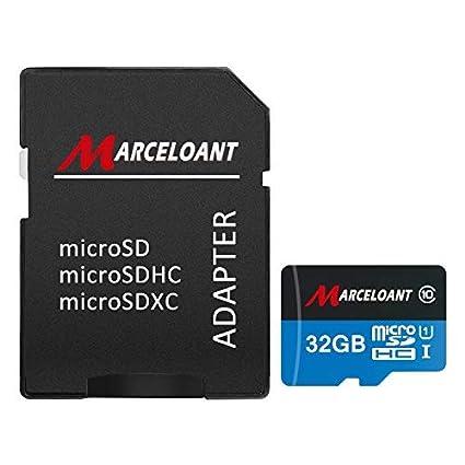 was ist eine tf karte Amazon.com: TF Card 32GB, Marceloant Micro SD Memory Cards Class