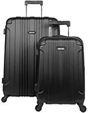 Kenneth Cole Reaction Out Of Bounds Wheel Upright Carry-on Luggage