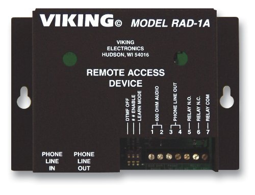 WMU - Viking RAD-1A Remote Access - 1a Rad Remote Viking