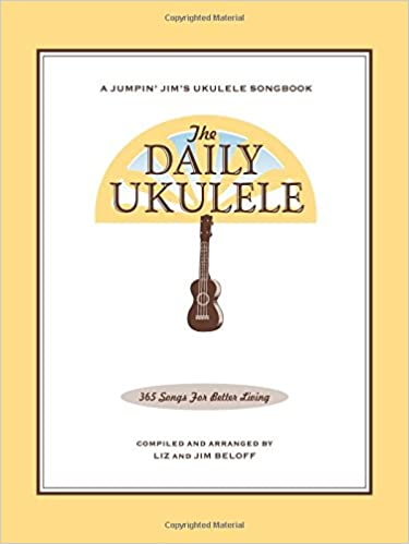 Amazon The Daily Ukulele 365 Songs For Better Living Jumpin