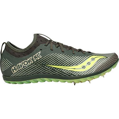 葉っぱいとこシーサイド(サッカニー) Saucony メンズ 陸上 シューズ?靴 Saucony Havok XC 2 Track and Field Shoes [並行輸入品]