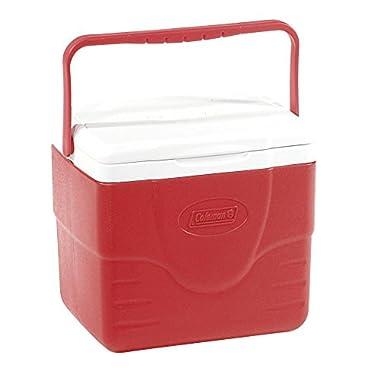 Coleman 9-Quart Excursion Cooler, Red