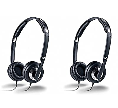 (2) Sennheiser PXC 250-II Collapsible Noise-Cancelling Travel Stereo Headphones