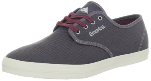 Emerica The Wino Skate Shoe,Grey/Grey,6.5 D US