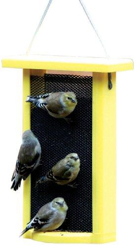 - Birds Choice 1.5 qt. Magnet-Mesh Nyjer Finch Feeder
