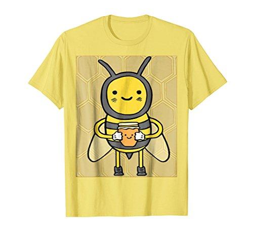 BEE T-Shirt Funny Bumblebee Cute Honey Bee Costume Shirt -