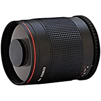Vivitar 500mm f/6.3 Mirror Lens (T Mount)