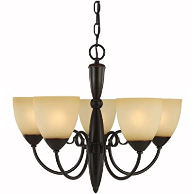 Hardware House Berkshire Series Light Oil Rubbed Bronze Bath / Wall Lighting Fixtures