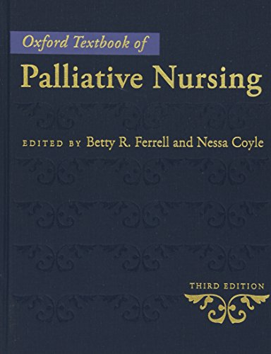 Oxford Textbook of Palliative Nursing
