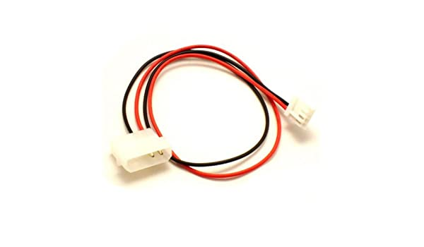 yan/_4-Pin Molex to Floppy Drive 4-Pin Power Adapter Cable