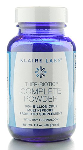 Ther-biotic Complete Powder - 2 Pack - Ships With Ice Pack by Klaire Labs