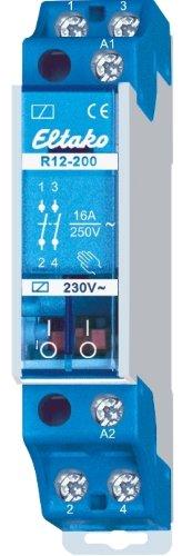 Import Allemagne R12-200-12V Eltako Relais /électrom/écanique