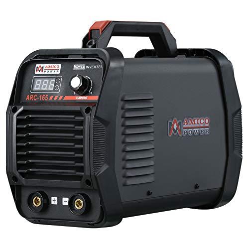 ARC-165, 160 Amp Stick Arc Welder 115/230 Dual Input Voltage Welding Machine
