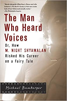 amazoncom the man who heard voices or how m night