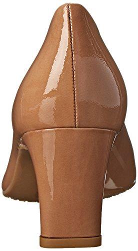 Stuart Weitzman Women's Chicpump Dress Pump, Adobe Adobe