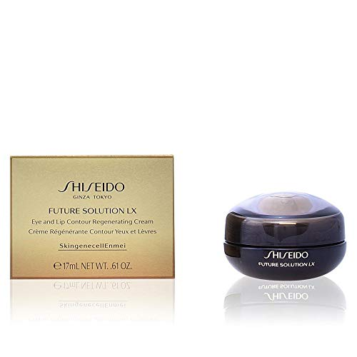 Shiseido Shiseido Future Solution Lx Eye & Lip Contour Regenerating Cream 17ml/0.61oz, 0.61 Oz