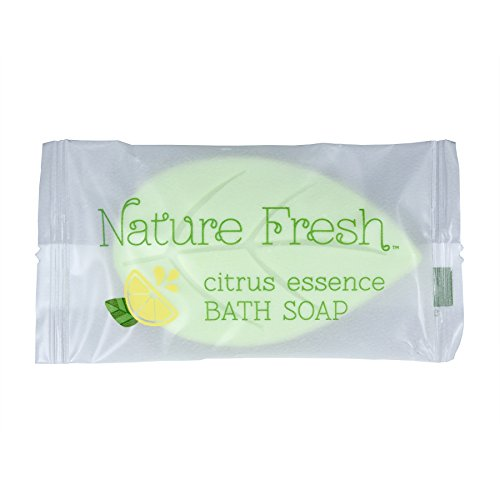 Nature Fresh Bath Soap Bars 1 Ounce, Case of 500 Review