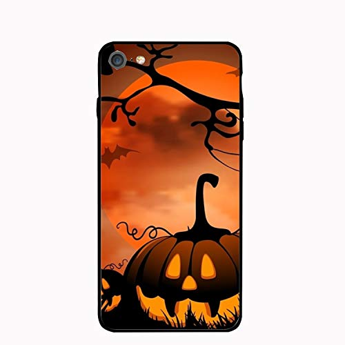 Personalized Halloween Jack-o-Lantern Tree Phone 7/8 Case for 4.7 inch