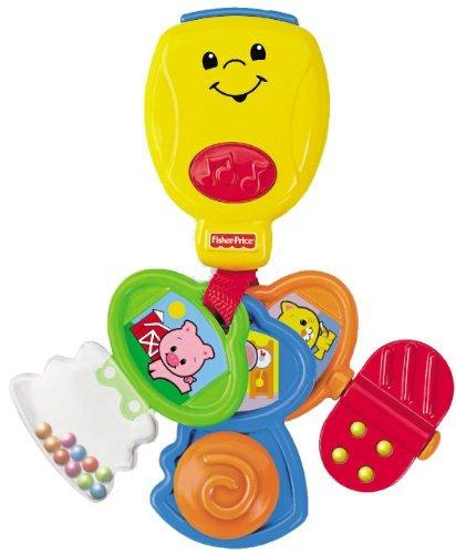 Fisher-Price Brilliant Basics Nursery Rhyme Keys, Baby & Kids Zone