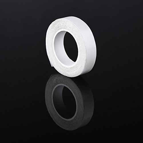 Boao 4 Rolls Hair Extension Tape Double Sided Adhesive Human Hair Tape for Hair Extensions and Hair Weft by Boao (Image #4)