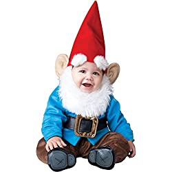Lil' Garden Gnome Infant Costume Blue/Red