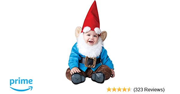 Lil\u0027 Garden Gnome Infant Costume