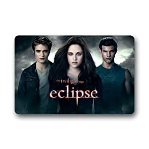 "Custom el Twilight Saga TV Series Casa decorativa interior exterior puerta esteras Felpudo 23.6 ""L x 15,7"" W"