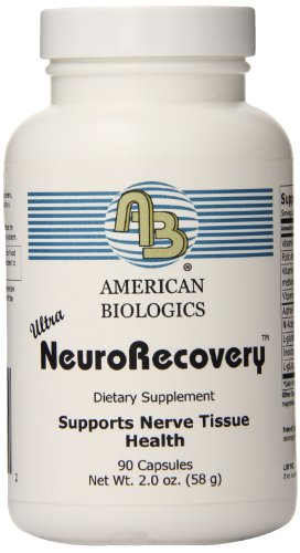 American Biologics Neurorecovery Capsules, 90 Count