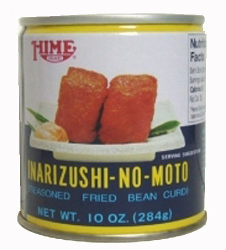 Hime Seasoned Fried Bean Curd (Inarizushi-No-Moto)