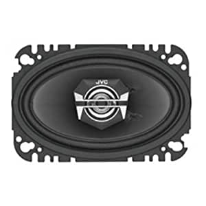 "JVC CSV4627 4x6"" 2-Way Coaxial Speaker, 140W"