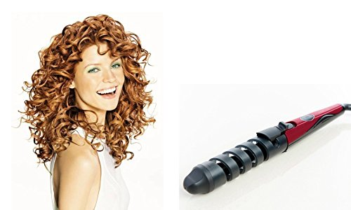STYLE Ondulador y rizador pelo con recubrimiento de cerámica: Amazon.es: Salud y cuidado personal
