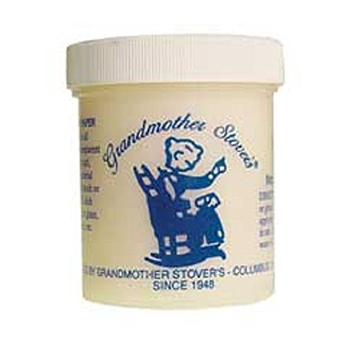 Dollhouse Grandmother Stover's Glue, 6 oz