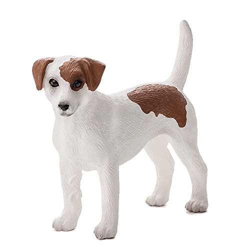 MOJO Jack Russell Terrier Dog Toy Figure