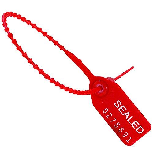 Aviditi-SE1004-Tug-Tight-Pull-Tight-Seals-9-Red-Pack-of-100