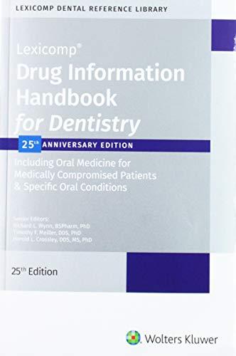 Top 9 recommendation drug information handbook for dentistry