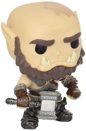 Funko POP Warcraft - Orgrim Action Figure