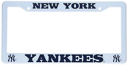 Rico Industries F4701 Plastic Auto Frame - New York - Accessories Yankees Car New York