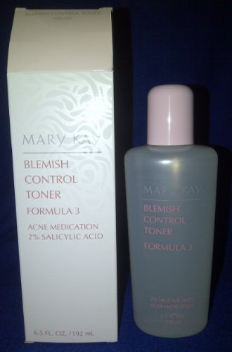Mary Kay Blemish Control Toner, Acne Medication, Formula 3 (Oily Skin)
