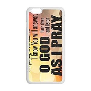 as i pray Phone Case for Iphone 6 Plus