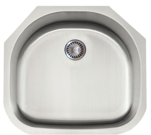 Lenova Pc Ss C7l S3 16 16 Gauge Classic Permaclean Stainless Steel Kitchen Sink