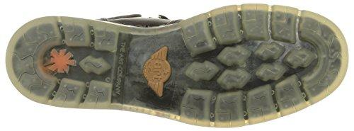 Art 803 Alpinista 20 Stivali Da Uomo Marrone - Marron (nero)